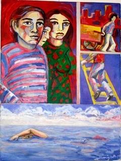 THE WAY OF LIFE by Raquel Sara Sarangello