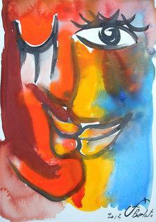 THE KISS 41 by Jorge Berlato