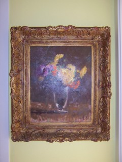 Jarro con flores by LLuis Ribas