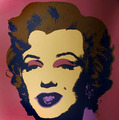Marilyn IV by Andy Warhol