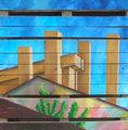 nacimiento en oasis de ciudad by Javier Dugnol