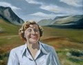 Ruthie at Glen Coe by Scott Andrew Spencer
