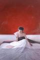 INTERIOR ROJO II by JUAN NARANJO TORRES