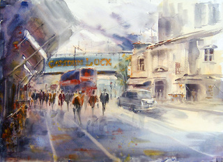 Camden Town - London by Juan Félix Campos