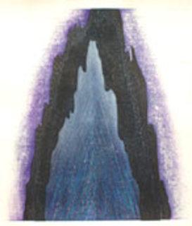 Black Peak, 3/15 by Ralph Kiggell