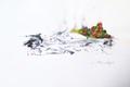 NUDE REPOSE by Raquel Sara Sarangello