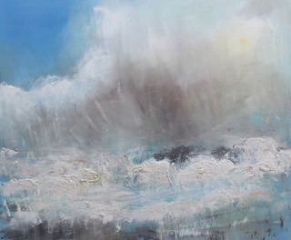 Cot Valley Storm No.3 by Chris Hankey