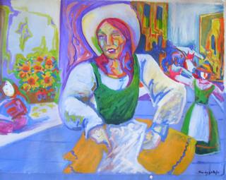 PARTY IN TUSCANY by Raquel Sara Sarangello