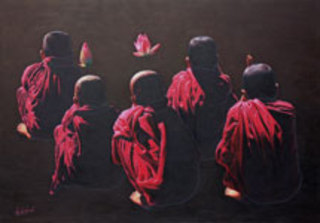 Prayers in the Dark by Aung Kyaw Htet