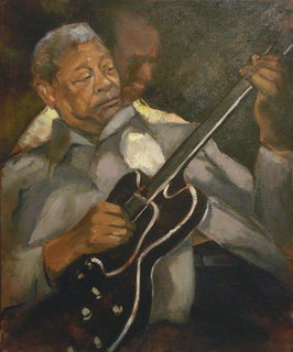"King of the Blues by Enrique López Suárez ""Elosu"""