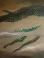 Real-Fragment of a Landscape-2 by Carlos Rafael Uribazo Garrido