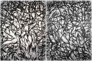 Diptych. OF-A286 by Oleg Frolov