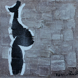 PROFILE OF WOMAN 1 by Jorge Berlato