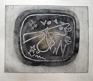 Theogenie I by Georges Braque