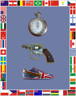 Trilogy by Peter Blake