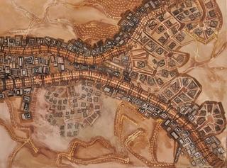 Blended City 5 by Hilary Senhanli