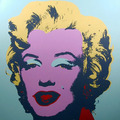 Marilyn IX by Andy Warhol