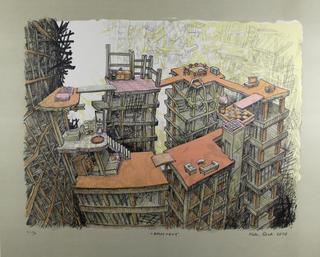 Apartment by Oscar Oiwa