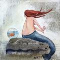 mermaid by Mariela Dimitrova MARA