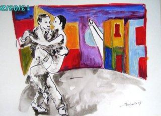 THE NIGHT by Raquel Sara Sarangello