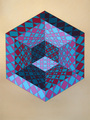 Sancton by Victor Vasarely