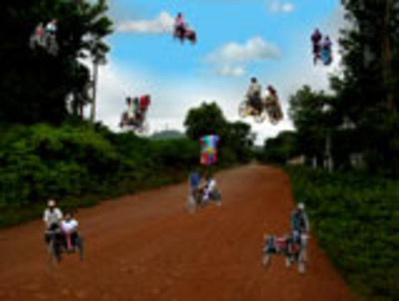 Dream (1) by Phyu Mon