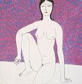 Nude by Min Zaw