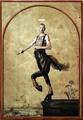 Centaur with Poisonous Hemlock/Lee Adams by Hector de Gregorio