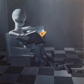 The Reader by Alaa Hegazi
