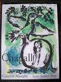 L´oiseau vert by Marc Chagall
