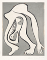 Femme Acrobate by Picasso Estate Collection