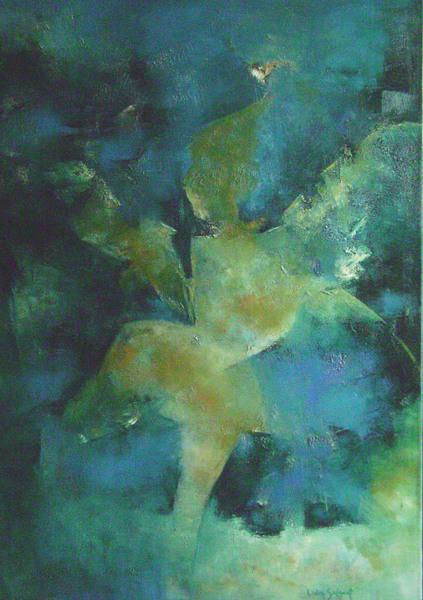 Coppelia by Lidia Solanot
