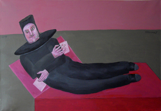 The player by Ricardo Hirschfeldt