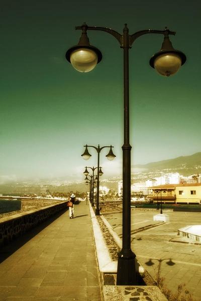 Walking on sunshine by Atman Victor
