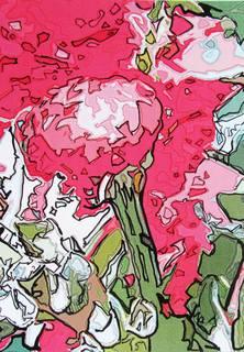 THE ROSE by Raquel Sara Sarangello
