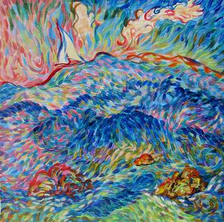 Surf 2 by Inga Erina