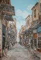 Old City by Ayman Bitar