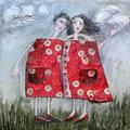 inseparables by Mariela Dimitrova MARA