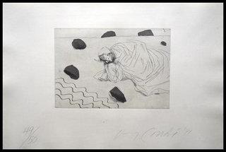 """""""Un anciano II"""" by Miguel Condé"""