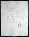 Quatre femmes en fuite by Pablo Picasso