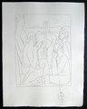 Recits de Nestor sur la guerre de Troie by Pablo Picasso