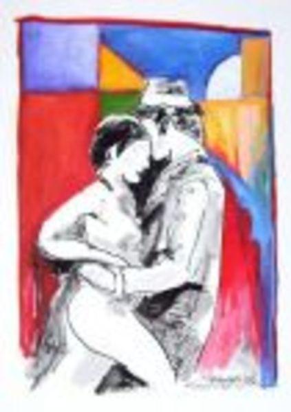 Tango Therapy DANCE NIGHT 7 by Raquel Sara Sarangello