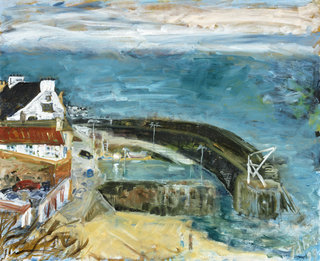 CrailHarbour by Joan de Bot