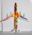 Braniff Airlines Plane by Alexander Calder