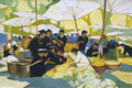 Pa-o Market by U Lun Gywe