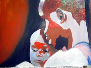 maternidad de Malawi by MONTSE PARÉS FARRÉ