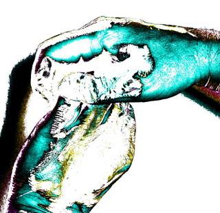 Series Of Hands. Part 31 by Oleg Frolov
