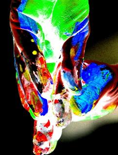 Series Of Hands. Part 38 by Oleg Frolov