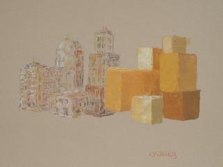 Volums by Antoni Corominas