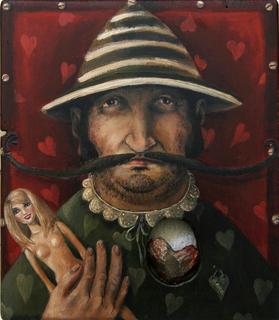 conquistador by Mariela Dimitrova MARA